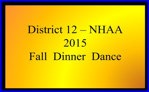 2015 Fall Dance Button