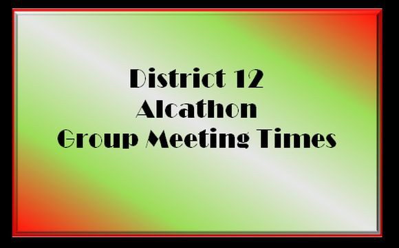 Meeting Times Button