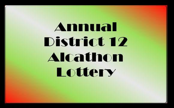 Alcathon Lottery Button